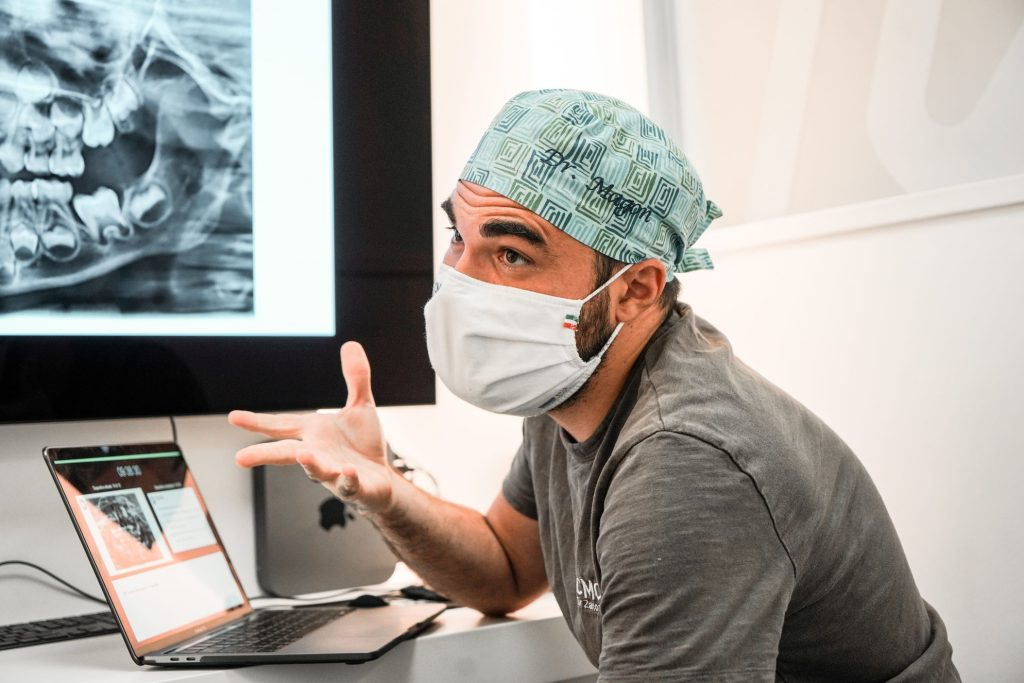 Dott. Giacomo Magon