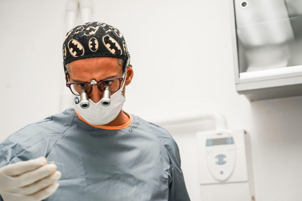 Dott. Grillenzoni CMO Nogara Legnago