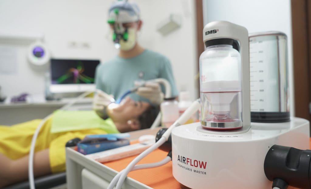 Igiene Dentale Pulizia Dentale CMO Nogara Legnago