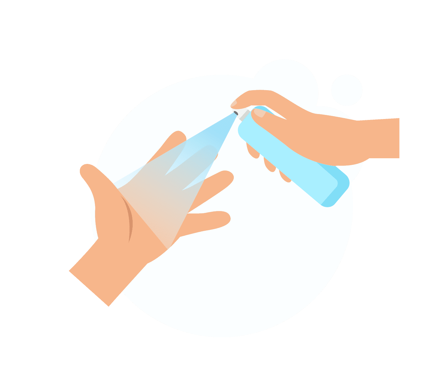 Igienizzante mani studio dentistico CMO Nogara Legnago
